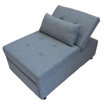 leżanka wielofunkcyjna/ fotel / pufa melanż