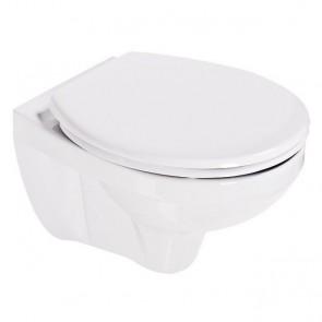 CERSANIT MISKA DELFI WC + DESKA DUROPLAST